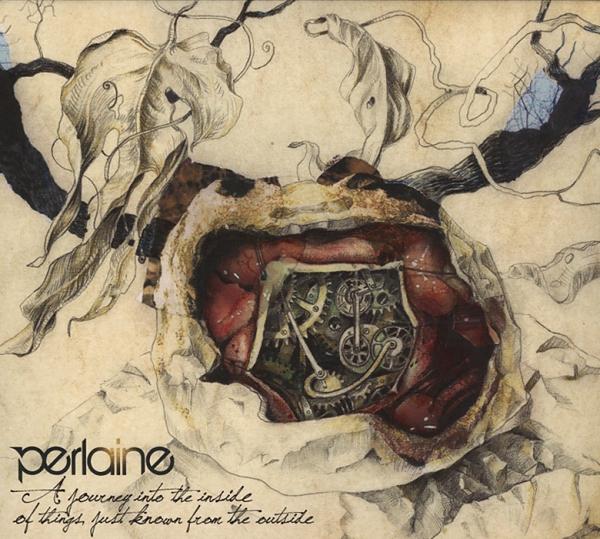 Cover des Perlaine Albums